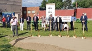 Read more about the article New Development Groundbreaking in Owatonna
